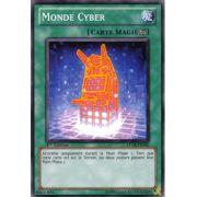 STOR-FR062 Monde Cyber Short Print