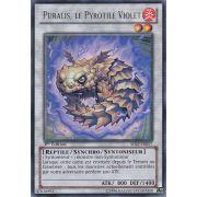 SHSP-FR057 Puralis, le Pyrotile Violet Rare