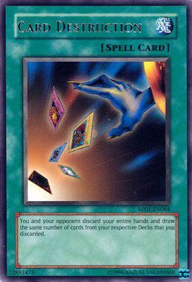 RP01-EN084 Card Destruction Rare