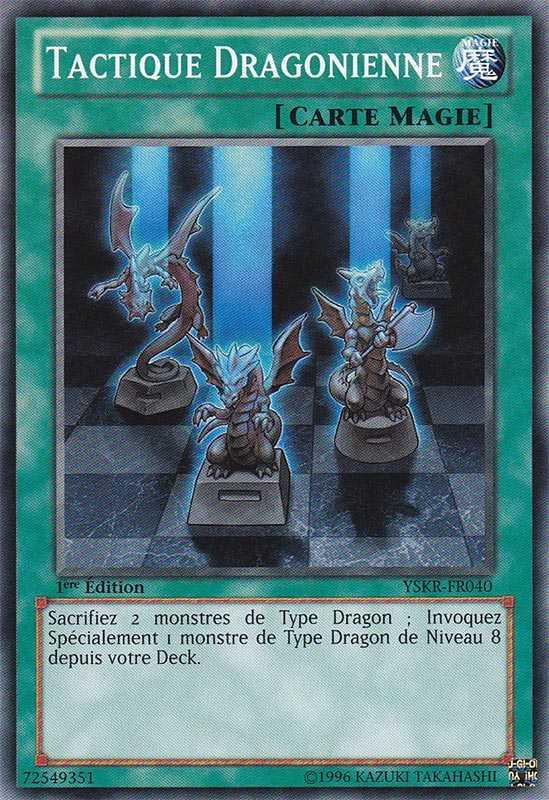 YSKR-FR040 Tactique Dragonienne Commune