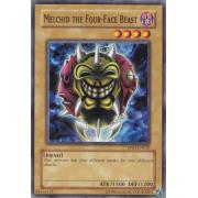RP02-EN029 Melchid the Four-Face Beast Commune