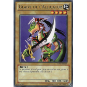 TU08-FR006 Glaive de l'Alligator Rare