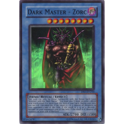 DR1-EN244 Dark Master - Zorc Super Rare