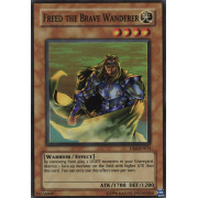 DR2-EN014 Freed the Brave Wanderer Super Rare