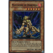 DR2-EN068 Manticore of Darkness Super Rare