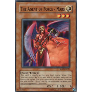 DR2-EN121 The Agent of Force - Mars Commune