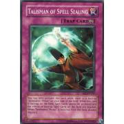 DR2-EN161 Talisman of Spell Sealing Commune