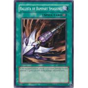 DR3-EN106 Ballista of Rampart Smashing Commune