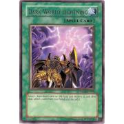 DR04-EN098 Dark World Lightning Rare