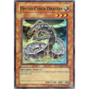 DR04-EN130 Proto-Cyber Dragon Super Rare