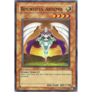 DR04-EN200 Bountiful Artemis Super Rare