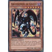 WGRT-FR020 Archdémon de Gilfer Super Rare