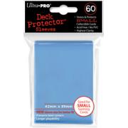 60 protèges cartes bleu clair
