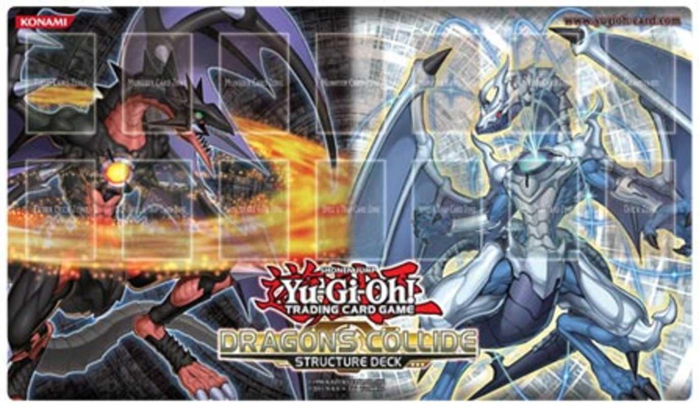 Tapis de jeu Yu-Gi-Oh