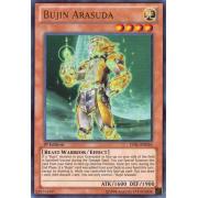 LVAL-EN026 Bujin Arasuda Ultra Rare