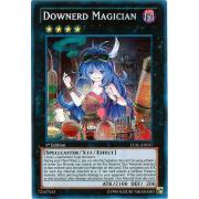 LVAL-EN057 Downerd Magician Secret Rare