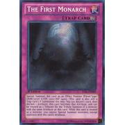 LVAL-EN089 The First Monarch Secret Rare