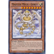 BPW2-EN018 Majestic Mech - Goryu Commune