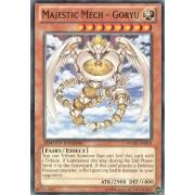 WGRT-EN018 Majestic Mech - Goryu Commune
