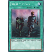 WGRT-EN066 Share the Pain Super Rare