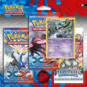 Pack 3 Boosters Pokémon XY 1 Gallame
