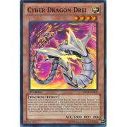 SDCR-EN002 Cyber Dragon Drei Super Rare
