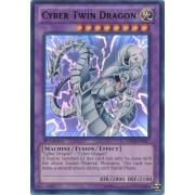 SDCR-EN037 Cyber Twin Dragon Ultra Rare