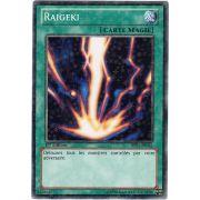 BP01-FR032 Raigeki Starfoil Rare