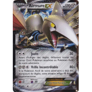 XY1_80/146 Airmure-EX Ultra Rare