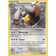 XY1_112/146 Excavarenne Peu commune