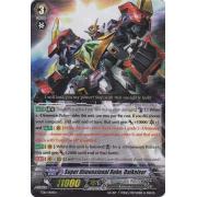 TD12/001EN Super Dimensional Robo, Daikaiser Double Rare (RR)
