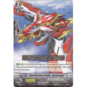 TD12/005EN Dimensional Robo, Daidragon Rare (R)