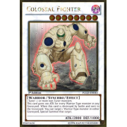 PGLD-EN043 Colossal Fighter Gold Rare