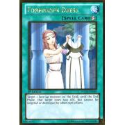PGLD-EN049 Forbidden Dress Gold Rare