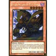 PGLD-EN054 Goldd, Wu-Lord of Dark World Gold Rare
