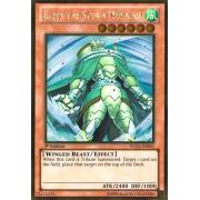 PGLD-EN062 Raiza the Storm Monarch Gold Rare