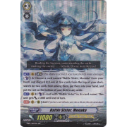 EB07/003EN Battle Sister, Monaka Double Rare (RR)