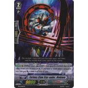PR/0096EN Furious Claw Star-vader, Niobium Secret Rare (SR)