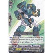 BT13/031EN Dimensional Robo, Gocannon Rare (R)