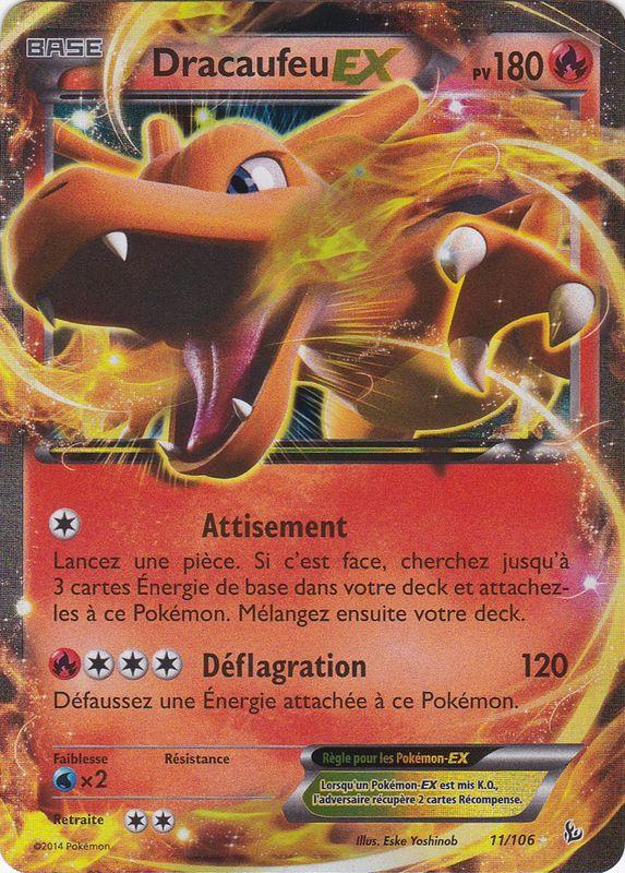 Xy2 11 106 dracaufeu ex - Pokemon dracaufeu ex ...