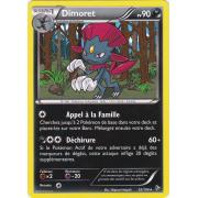 XY2_52/106 Dimoret Rare