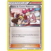 XY2_93/106 Dame du Centre Pokémon Peu commune