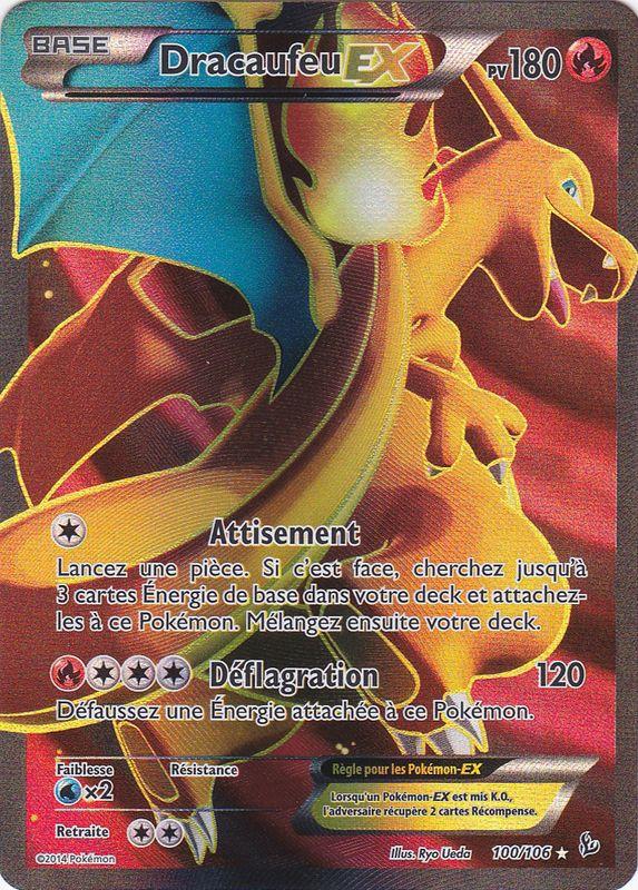 Xy2 100 106 dracaufeu ex - Pokemon dracaufeu ex ...