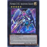 PRIO-EN044 Number C102: Archfiend Seraph Super Rare