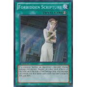 PRIO-EN067 Forbidden Scripture Secret Rare