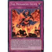 PRIO-EN076 The Monarchs Erupt Super Rare