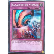 PRIO-EN089 Escalation of the Monarchs Super Rare