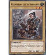 YS14-FR007 Chambellan des Six Samouraïs Commune