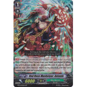 BT14/020EN Red Rose Musketeer, Antonio Double Rare (RR)