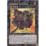 BP03-FR123 Cowboy Gagaga Shatterfoil Rare